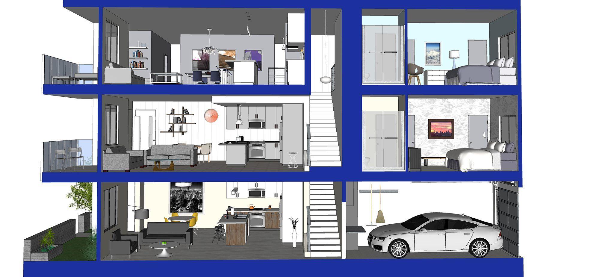 Puzzle 30 Ktgy Architecture Planning Architecture Plan