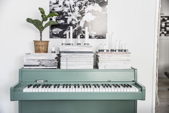 10 Amazing Ways To Incorporate A Piano Into Your Home
