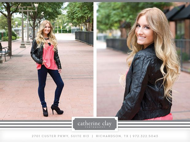 senior portrait, urban pictures, senior what to wear ideas, high school senior pictures, Plano // Catherine Clay Photography Seniors by Anica
