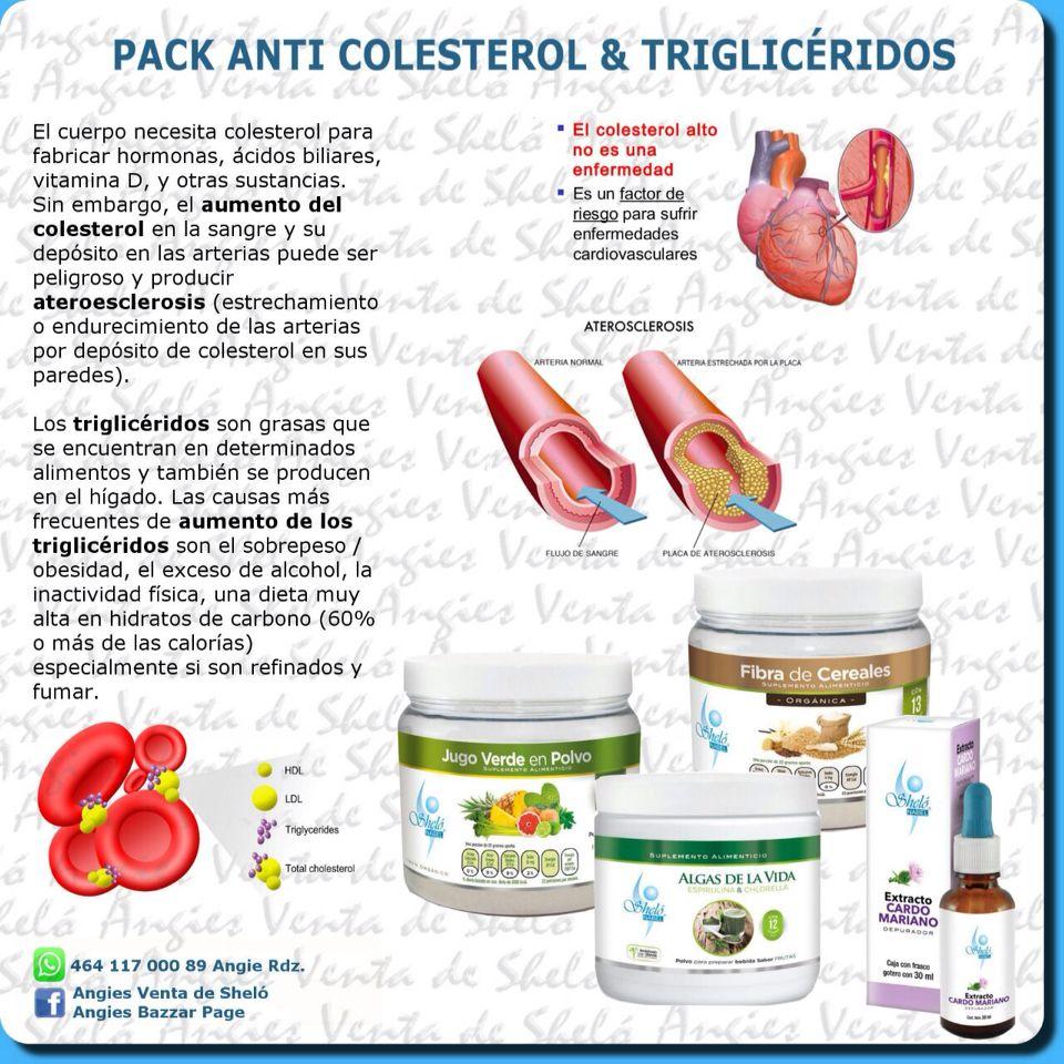 que enfermedades puede producir el colesterol alto