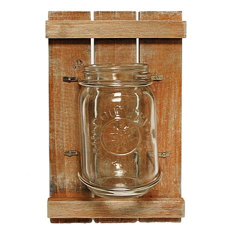 New View Mason Jar Miscellaneous Holder: Shopko