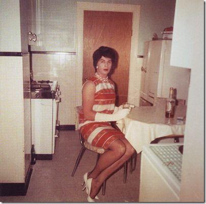 1960 transvestite archive