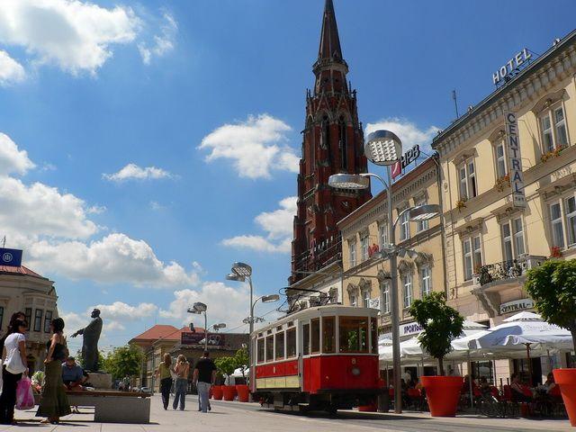osijek croatia Osijek, Croatia. Places I have visited