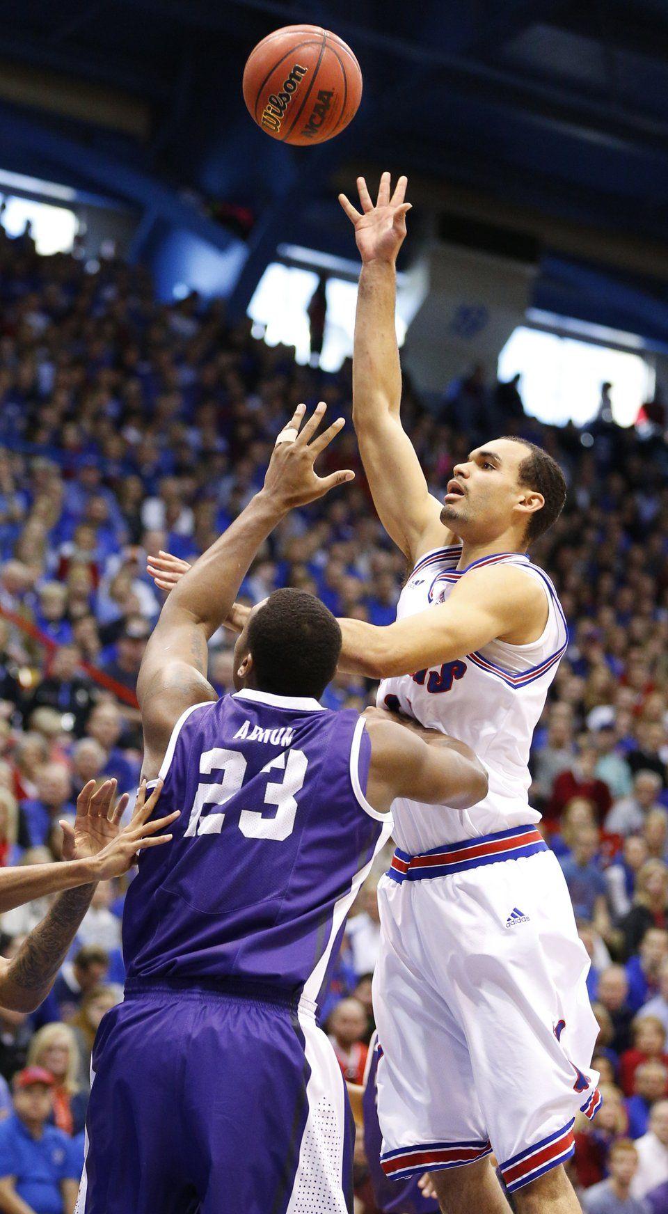 Gallery photo | KUsports.com | Kansas basketball, Gyms