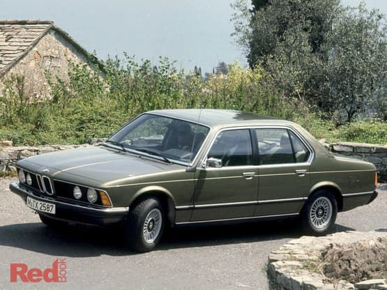 1980 BMW 733i   BMW   Pinterest   BMW and Vehicle