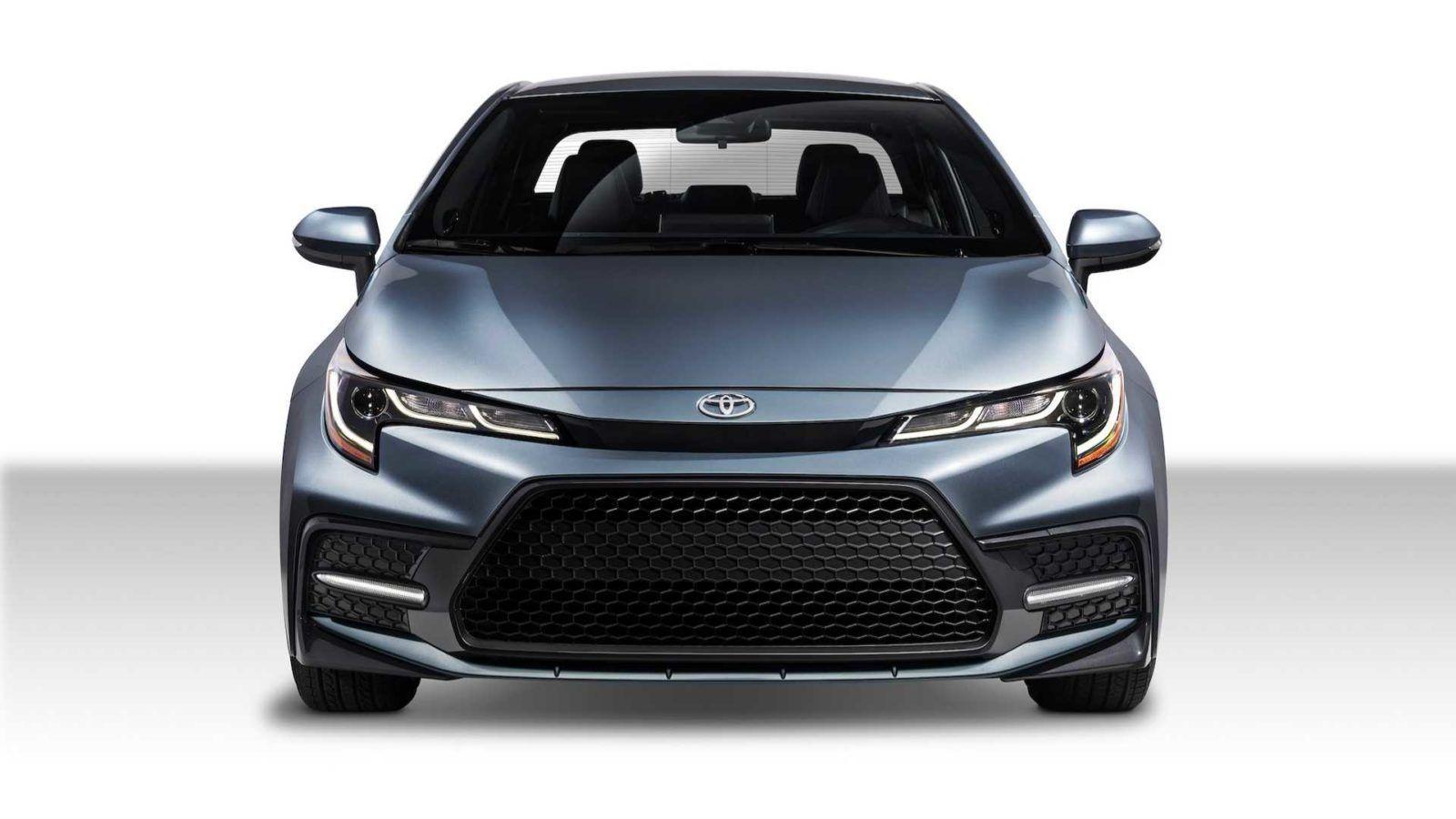 Toyota Corolla 2020 Exterior In Pakistan Release Date