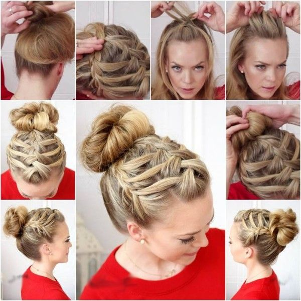 Pictures Hair Tutorials - Google Search