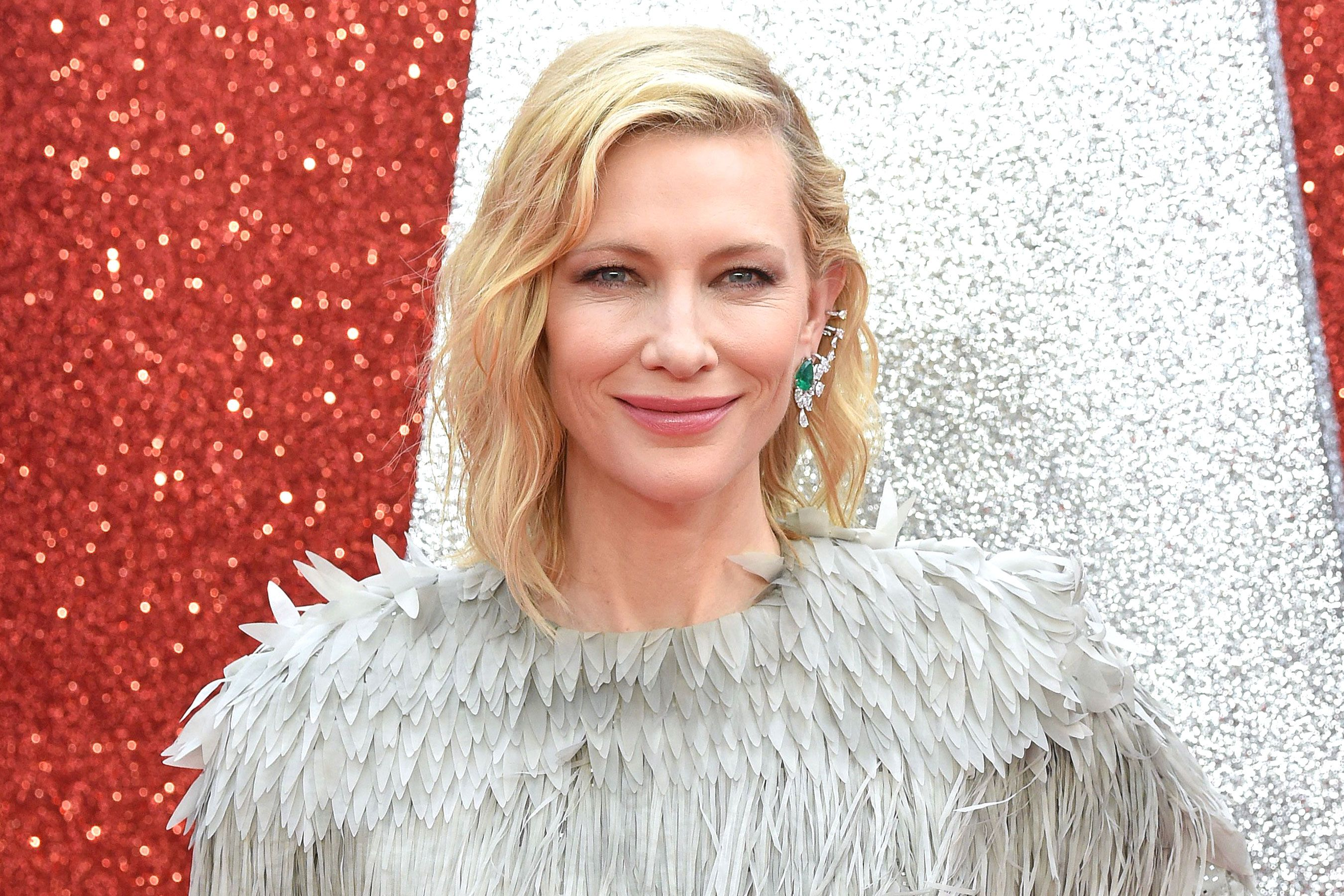 Cate Blanchett to star in FX's limited series Mrs. America
