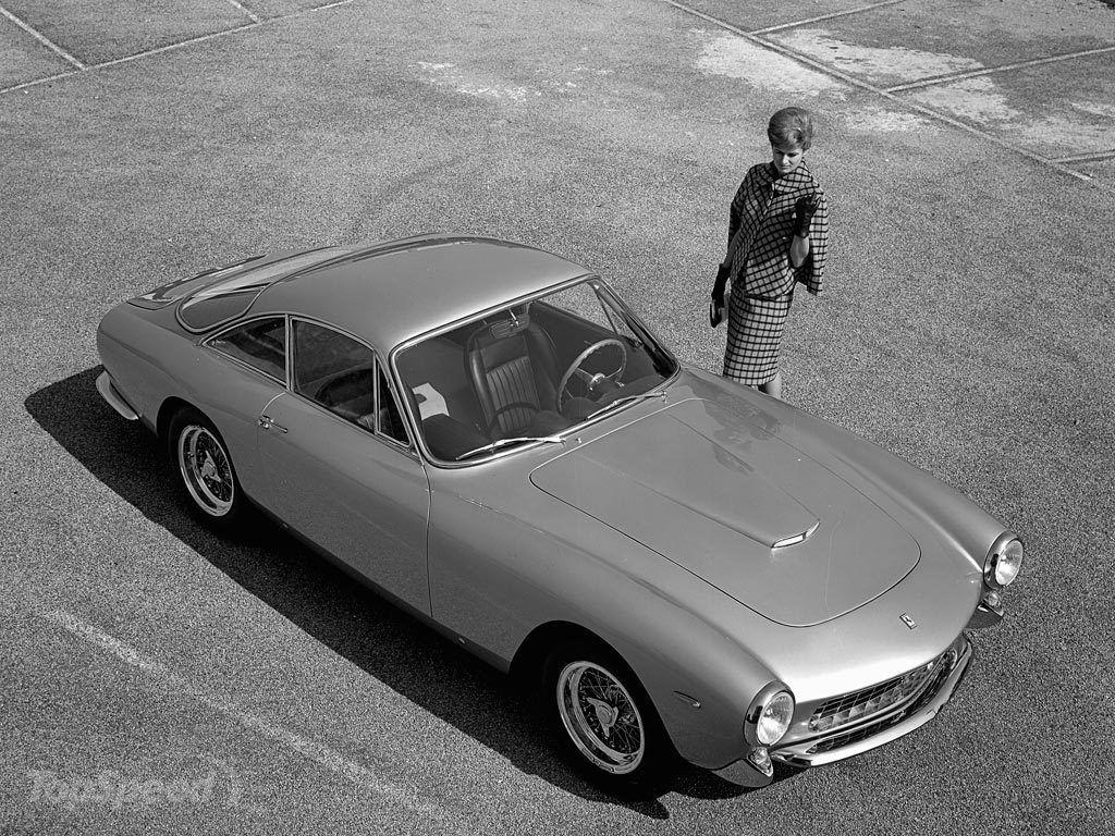 1962-1964 Ferrari 250 GT Berlinetta Lusso