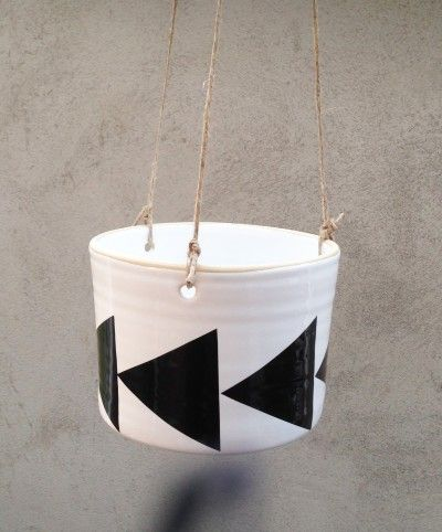 ZIGGE  - hanging pot