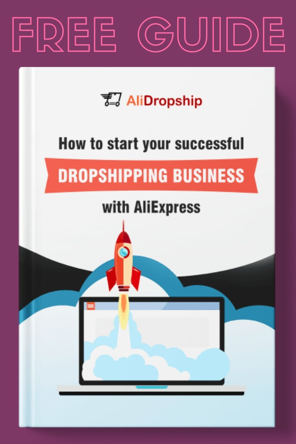 FREE GUIDE How to Start a Dropshipping Business with 9