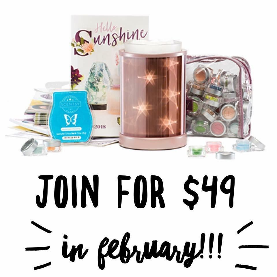 Join Scentsy for Half Price in February 2018! Get the limited ...