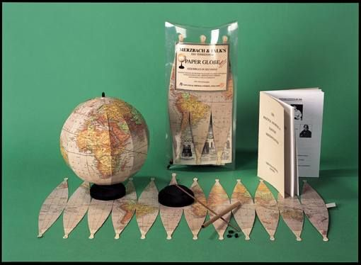 How to make paper earth globe print out paper products paper globe how to make paper earth globe print out paper products paper globe world of paper recycled gift terreste gumiabroncs Choice Image