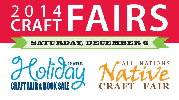 The 25th Annual Holiday Craft Fair Book Sale Is Saturday