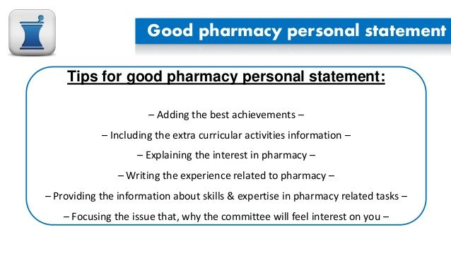 Personal Statement Pharmacy School Sample  Google Search  Drug  Personal Statement Pharmacy School Sample  Google Search