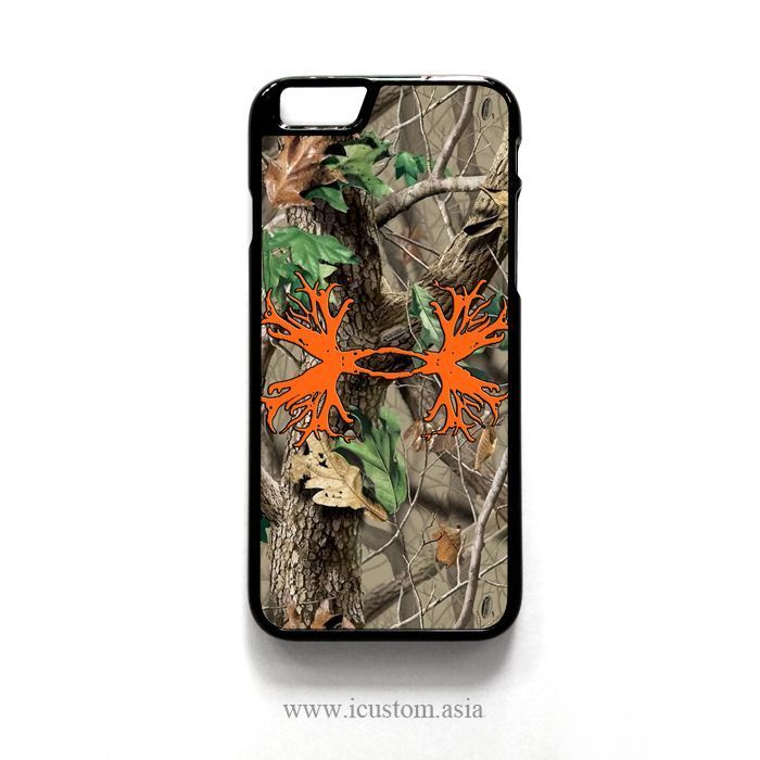 8209ef97f2 Under Armour Camo Boys Heat Gear iPhone 6 Cases Covers Skins ...