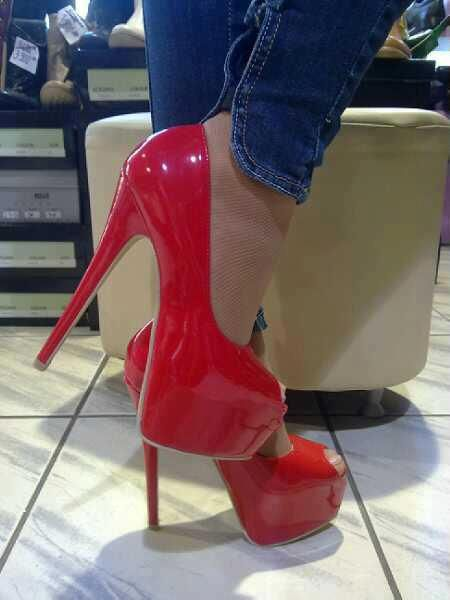 6e9f70a9d30 Red High Heels! Every girl needs a pair of red high heels! only ...