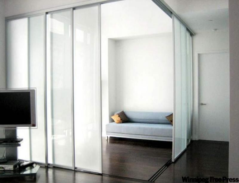 Moveable walls open up smaller spaces - Winnipeg Free Press Homes ...