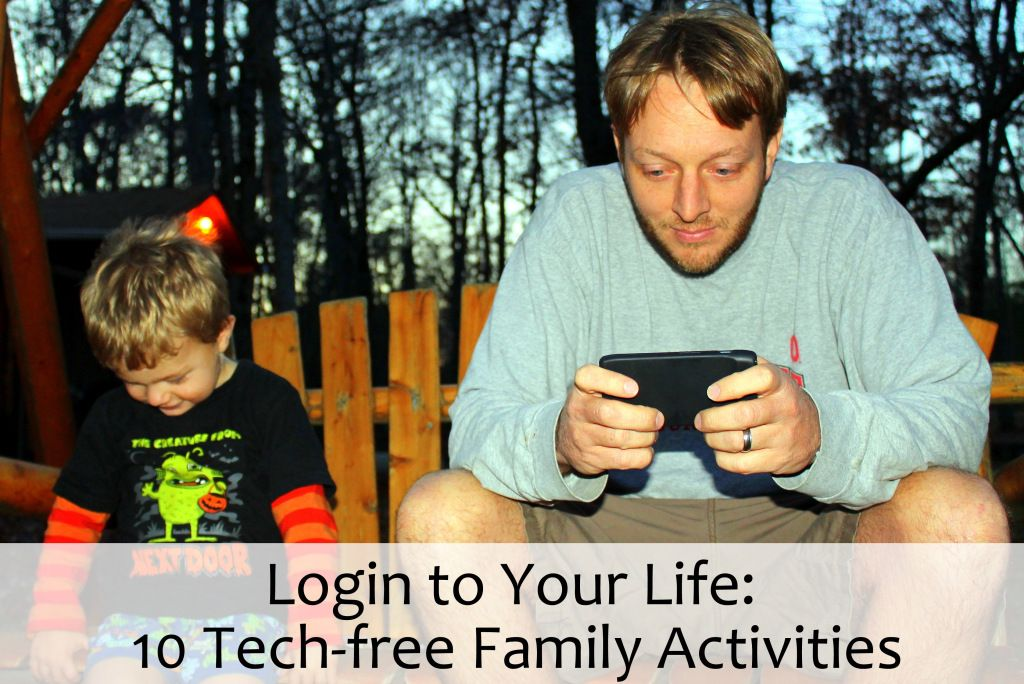 10 Tech-Free Family Activities