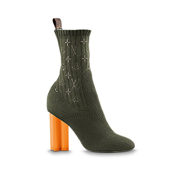 317cdff9530c Silhouette Ankle Boot in Women s Shoes collections by Louis Vuitton ...