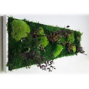 pingl par m lanie deguire sur mur vegetaux artificial tree under stairs et garden. Black Bedroom Furniture Sets. Home Design Ideas