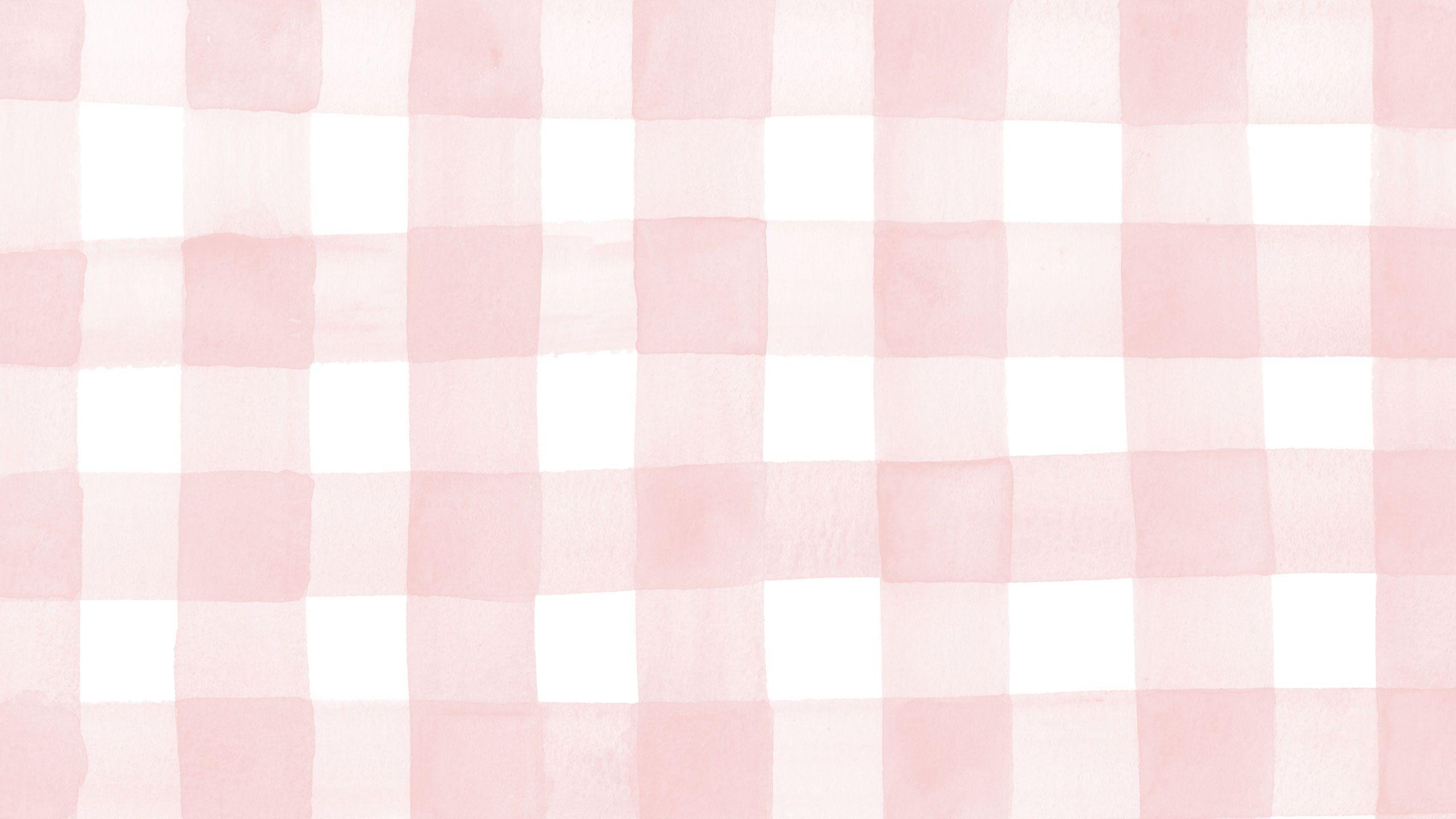 GinghamPinkLarge.jpg (2560×1440) Desktop wallpaper