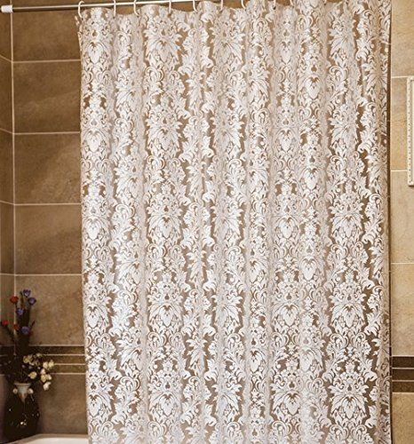 Rust Shower Curtain By Poptopia Designer Shower Curtains