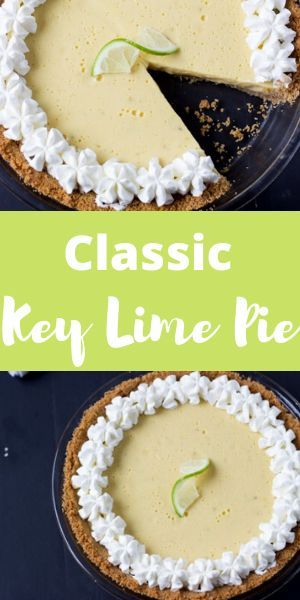 Photo of Classic Key Lime Pie