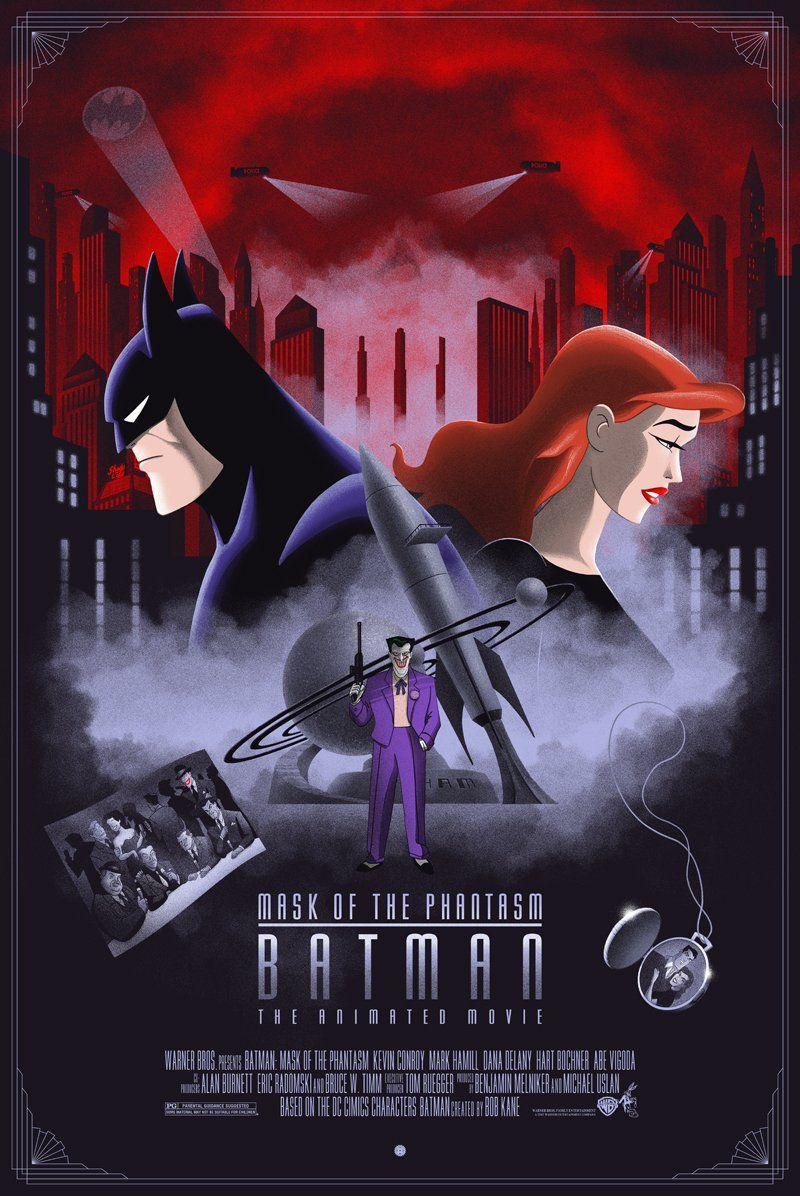 Batman: Mask of the Phantasm\