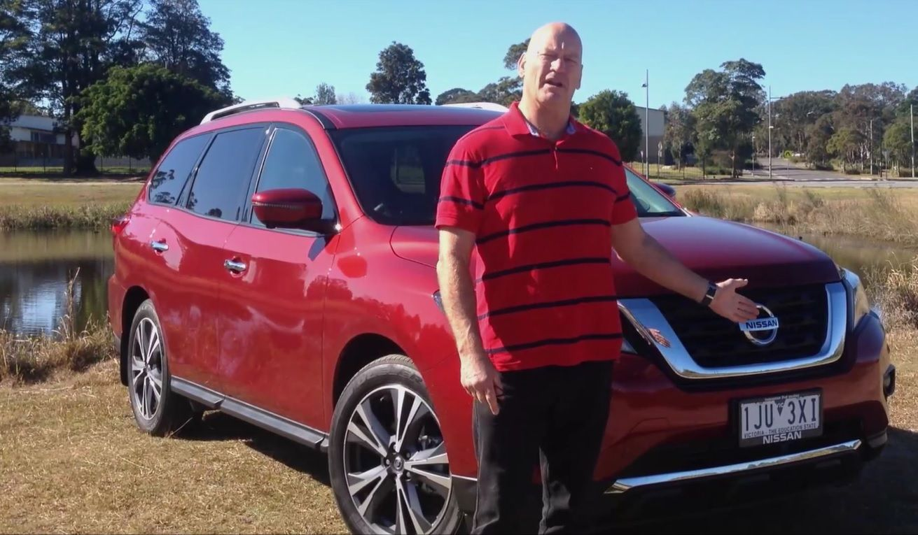 2017 Nissan Pathfinder Ti Video Review Nissan Pathfinder 2017 Nissan Pathfinder Nissan