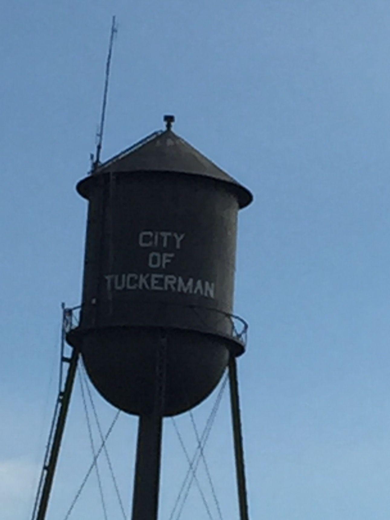 Tuckerman AR Water tower, Water, Tower