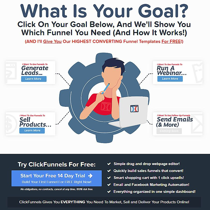 What kind of online business do you run? And what are your goals