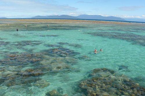 Green Island Resort Ecotourism Queensland Australia