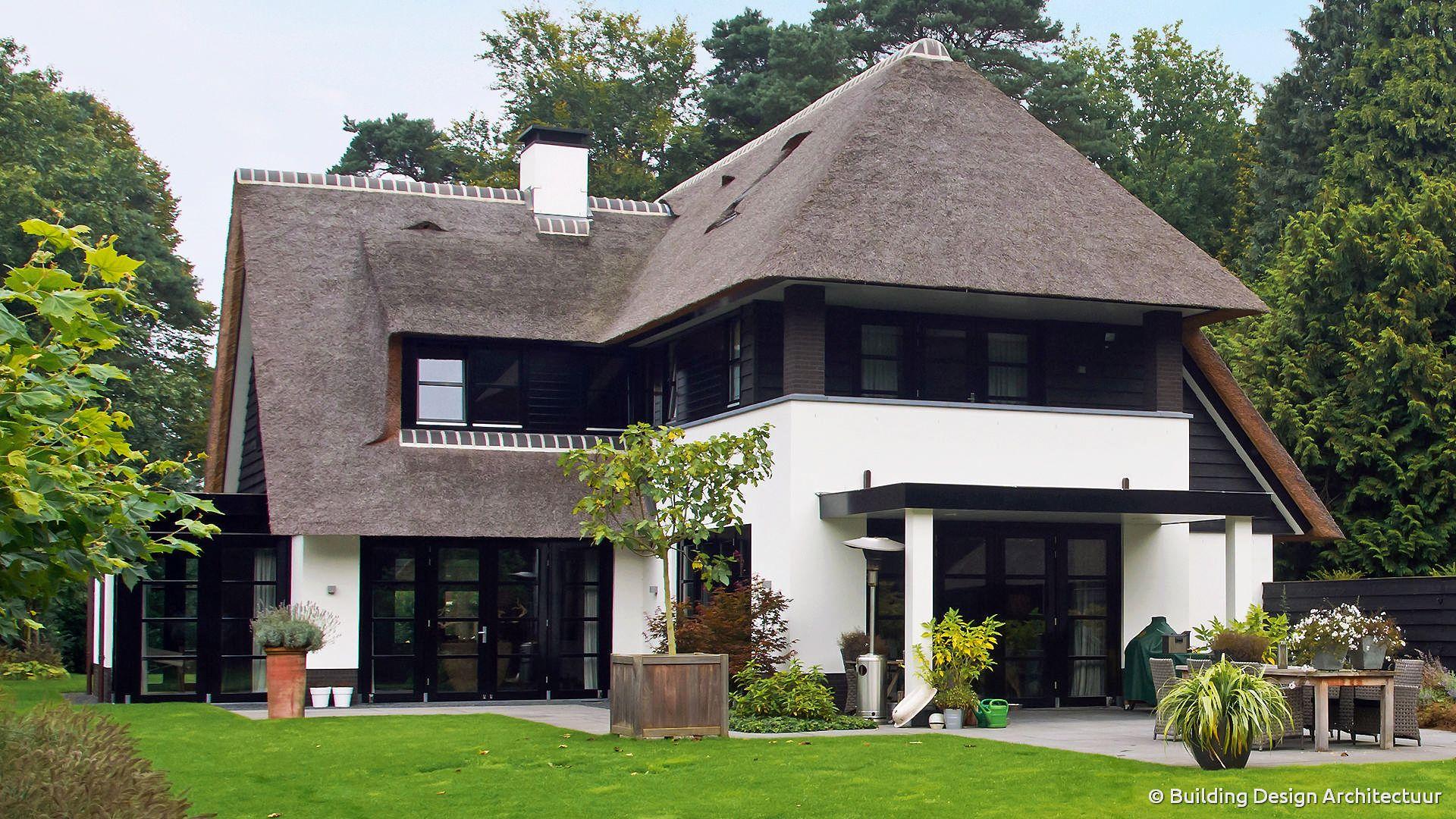 Landelijk modern wonen building design architectuur for Modern landelijk wonen