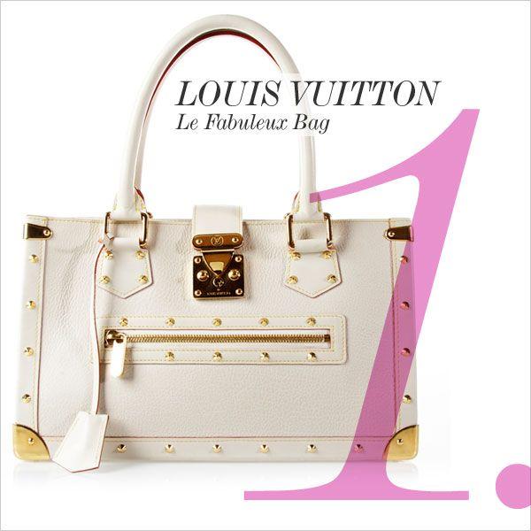 (1) LOUIS VUITTON Le Fabuleux Bag