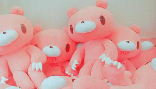 熊のグルーミ