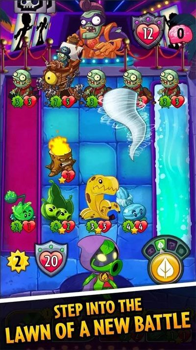 HOT HOT: Game Plants vs  Zombies Heroes v1 0 19 Mod APK