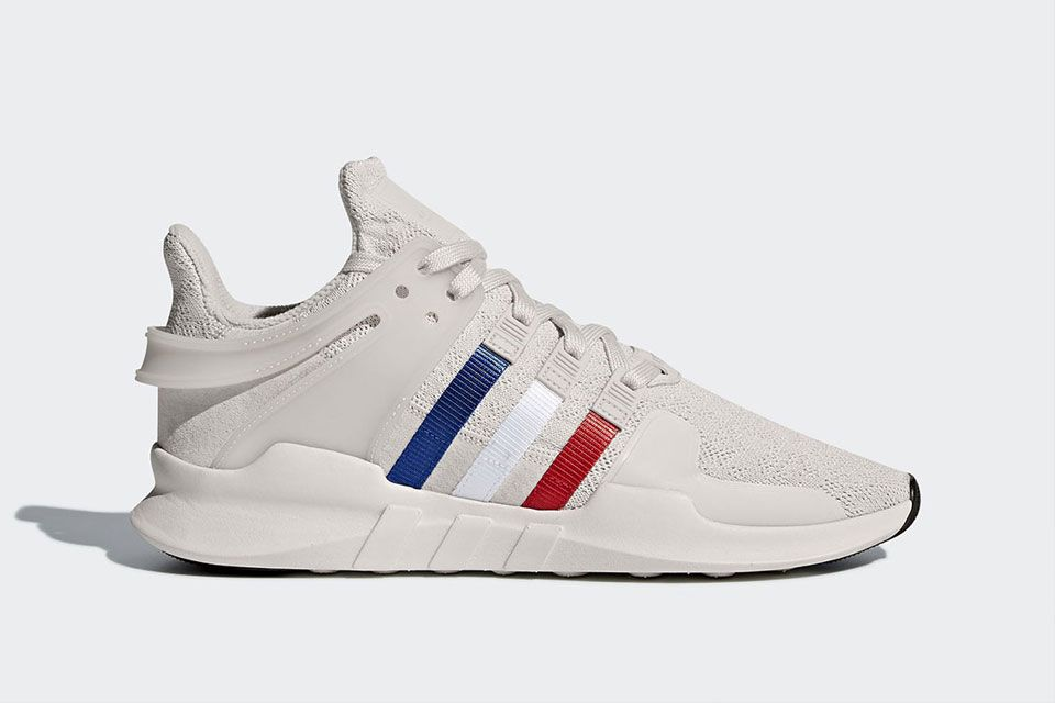 adidas eqt red white blue off 64% - www