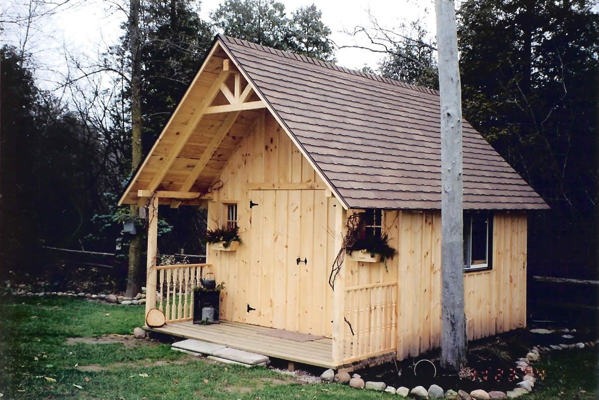 12x16 Shed Plans 12x16 Chalet Style Cabin Shed Plans 12x16 Cabin Loft Small Cabin Plans