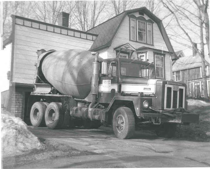 1974 International Paystar 5000 Mixer Truck Ready Mix
