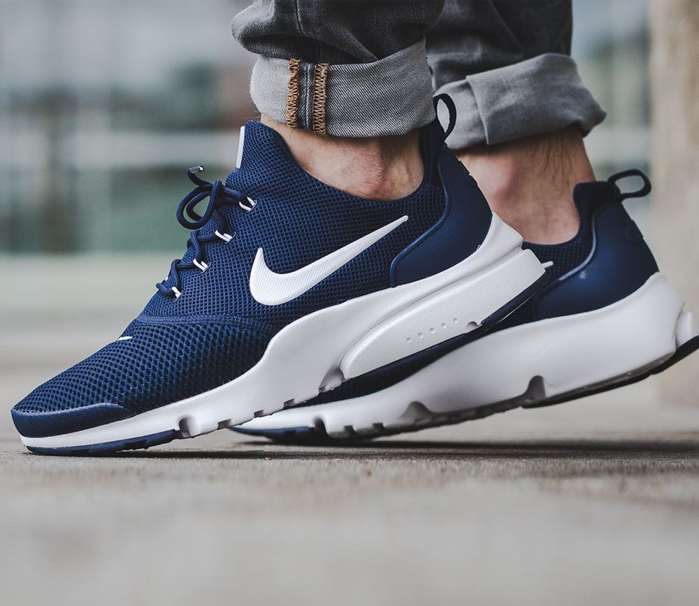 Nike Air Presto Fly - Midnight Navy | Tenis nike hombre ...