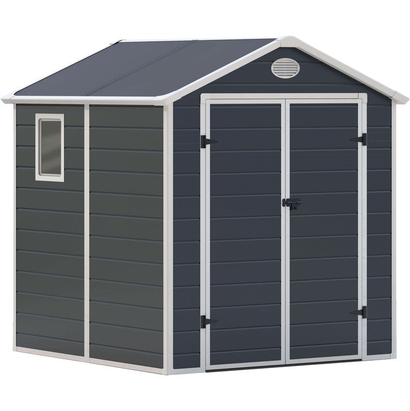 Abri De Jardin In 2020 Outdoor Structures Outdoor Shed