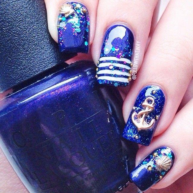 Nail Art Dan Extension Kuku: Instagram Photo By Followthatway #nail #nails #nailart