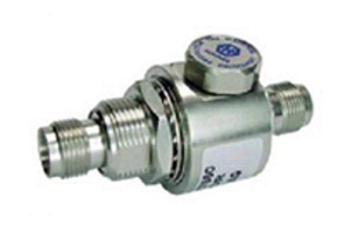 Huber Suhner 3401 26 A 642810 22 Gas Discharge Tube Lightning Protector Gas Lightning Ebay