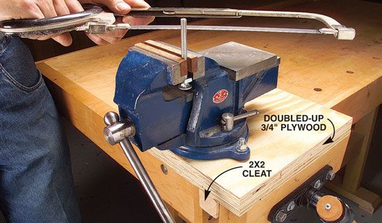 craftsman quick clamping work table manual