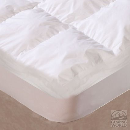 Perfect Harmony Mattress Topper Rv King Order For Toy Hauler Master Mattress Mattress Topper Bed Pads