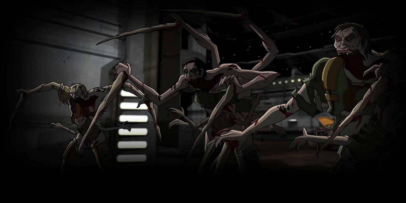 Dead Space Downfall Un Film De Chuck Patton Critique Dead
