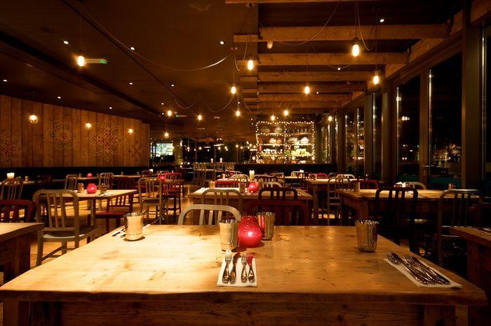 The Chilli Pickle (Brighton, UK) | Niche Interior Design | Restaurant and Bar Design Awards