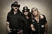 "Check the dictionary under ""Bad Ass""...you'll find Motorhead!"