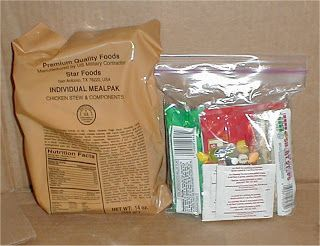 Something Wicked Comes: Home Made MRE